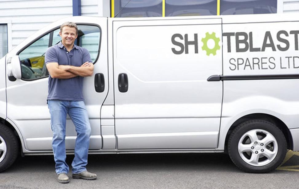 Shotblast Spares